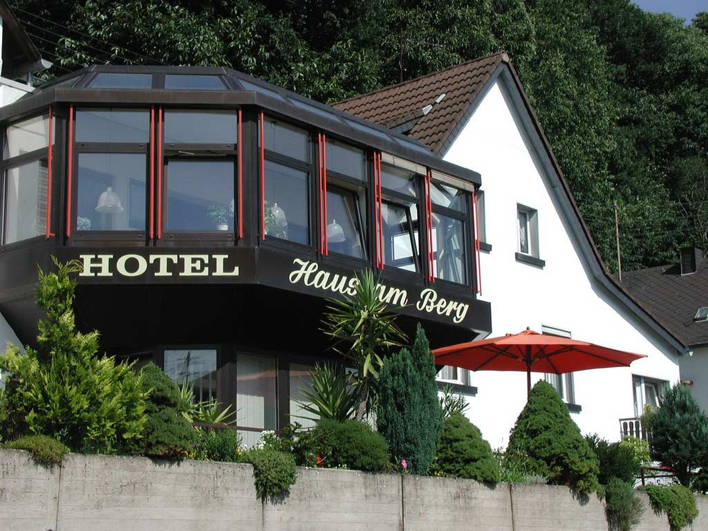 Hike Bike City Hotel Trier Haus am Berg
